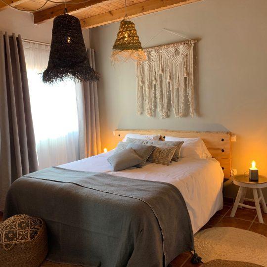 Slaapkamer Malaga